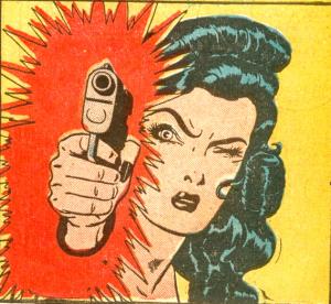 Miss Fury gun