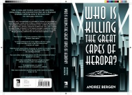 Cover Art | Who is Killing the Great Capes of Heropa